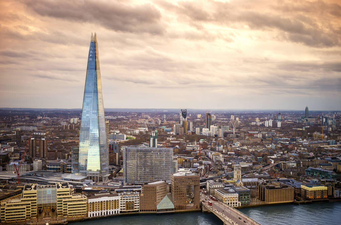 serviced offices in the shard london bridge with devono cresa