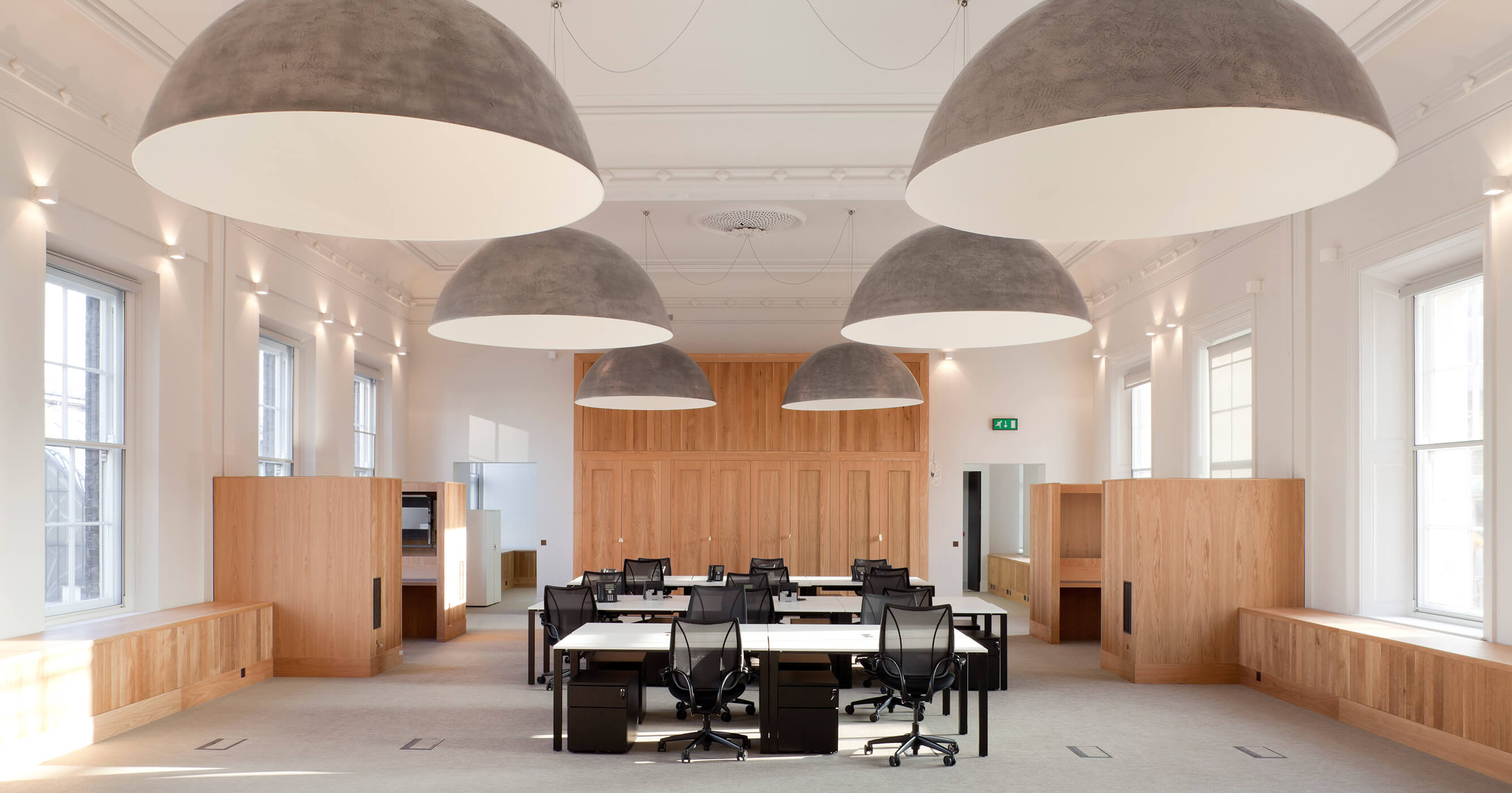 Office Space Lighting. Best Lighting For Office Space. Eastbourne Terrace,  Paddington, London