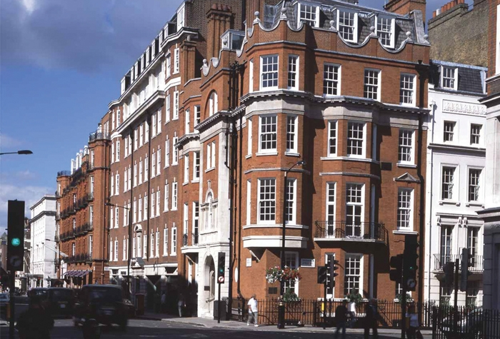 Grosvenor Street, Mayfair, London, W1