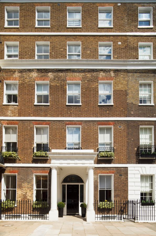 Manchester Square, Marylebone, London, W1