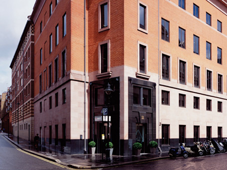 Chandos Place, Covent Garden, London, WC2