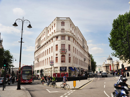 Duncannon Street, Strand, London, WC2