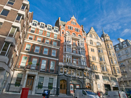 Hanover Square, Mayfair, London, W1S