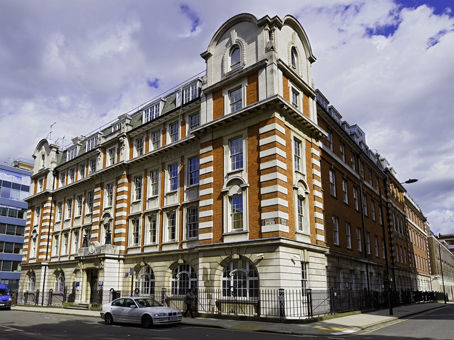 Mabledon Place, Kings Cross, London, WC1