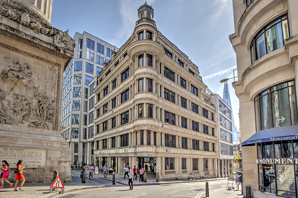 Monument Street, London, EC3