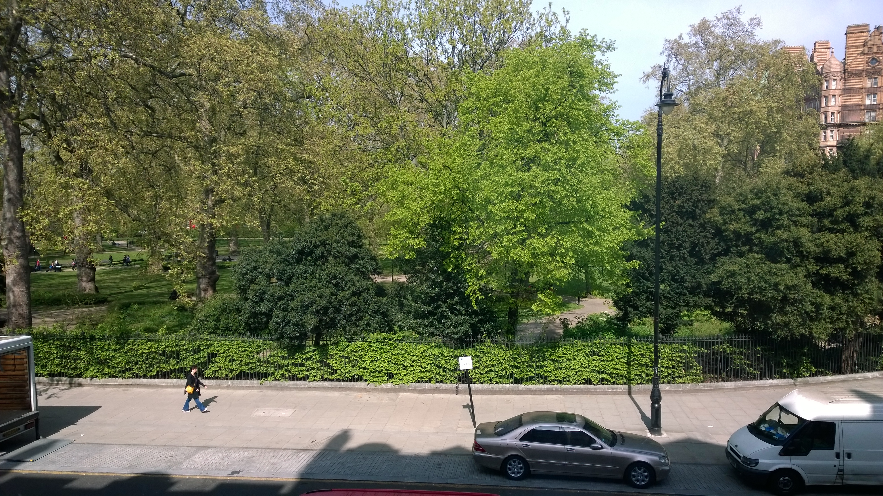 Russell Square, London, WC1