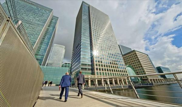 Canary Wharf, London, E14
