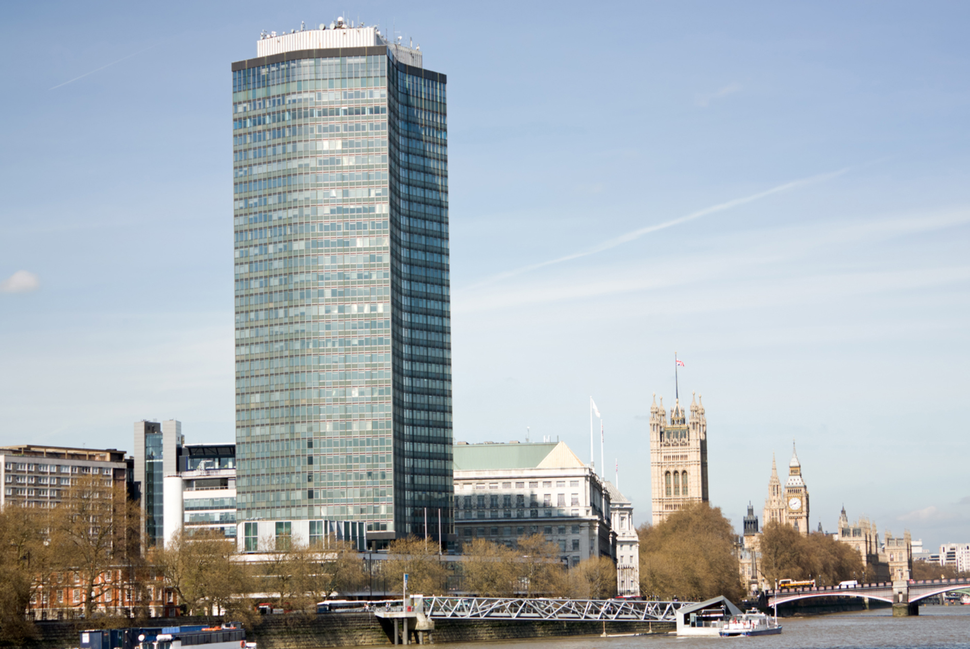 Millbank Tower, Westminister, London, SW1P