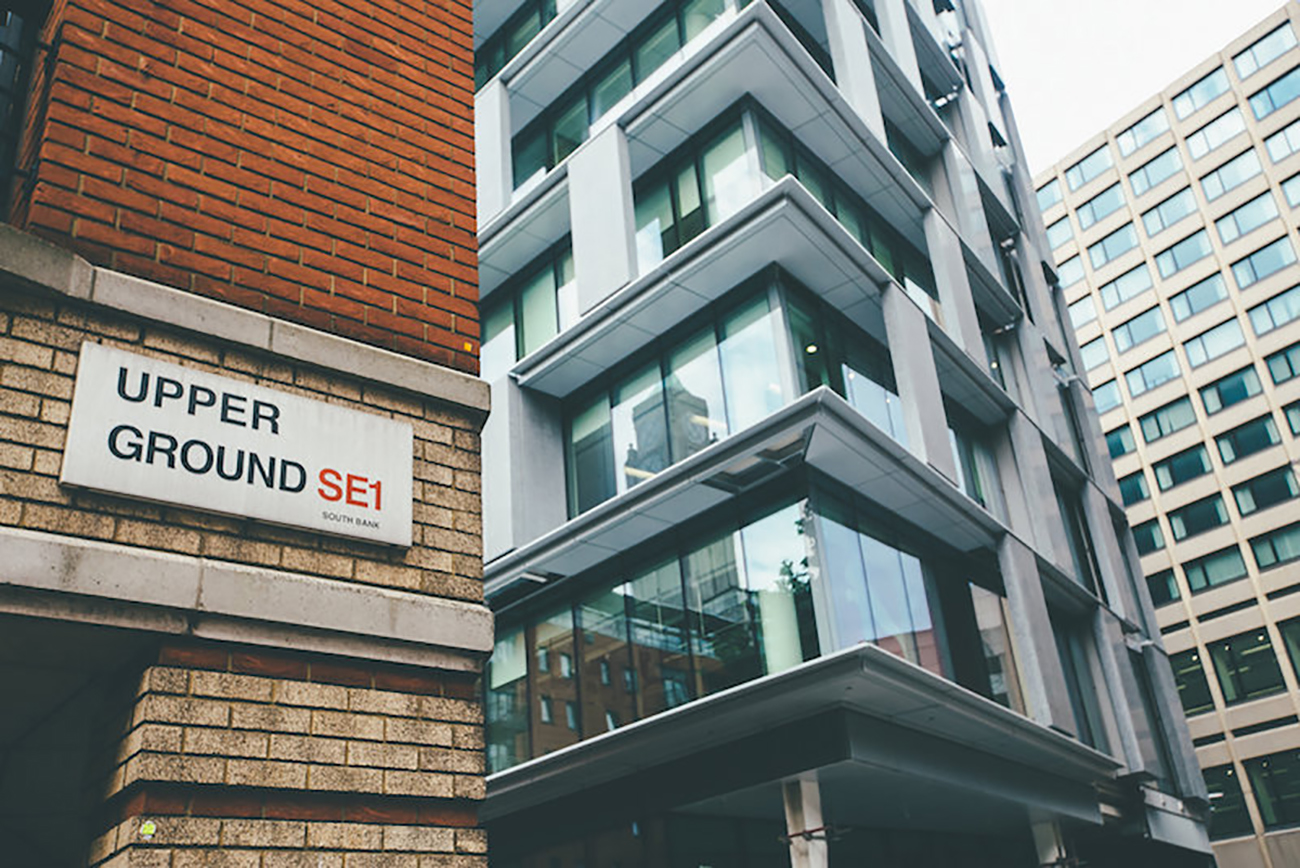 Upper Ground, London, SE1
