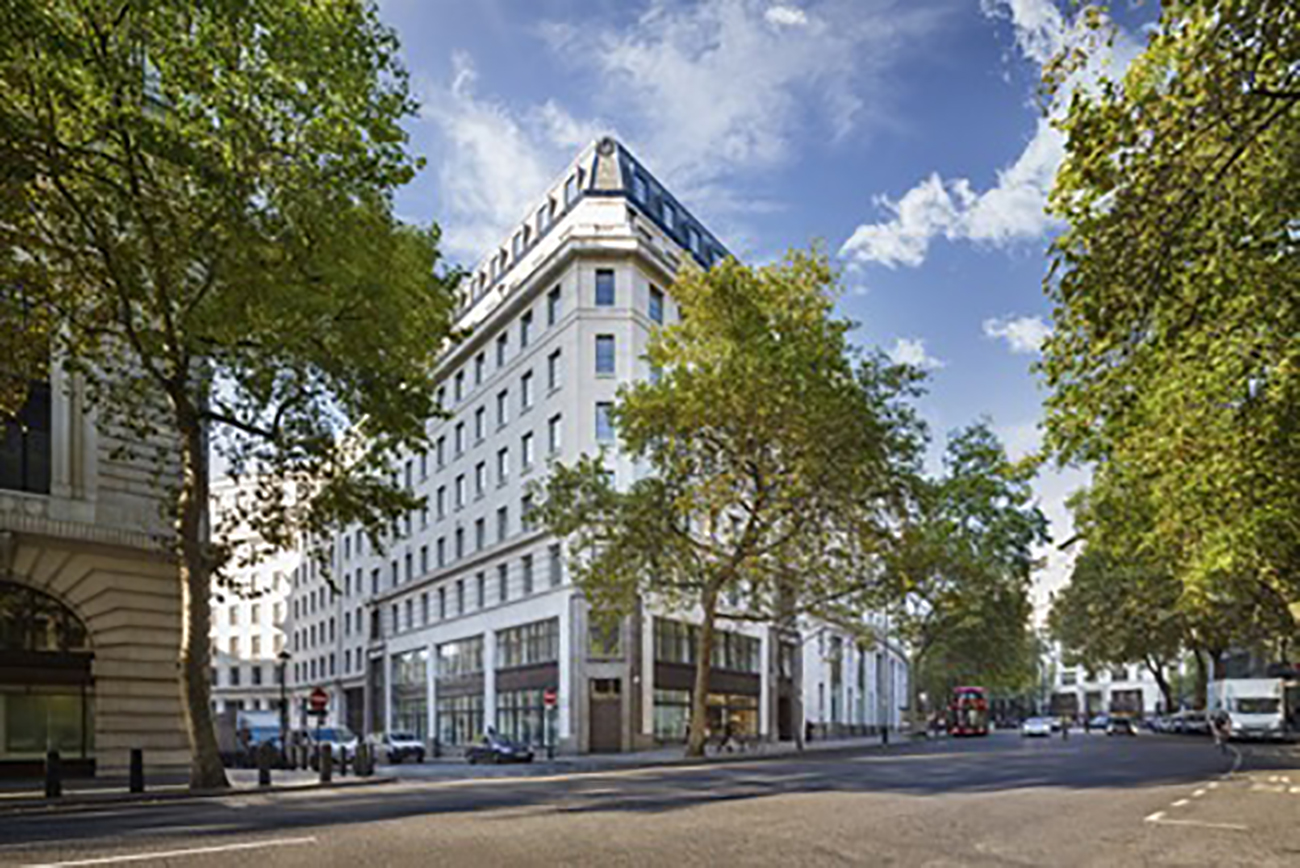Aldwych, Soho, London, WC2B