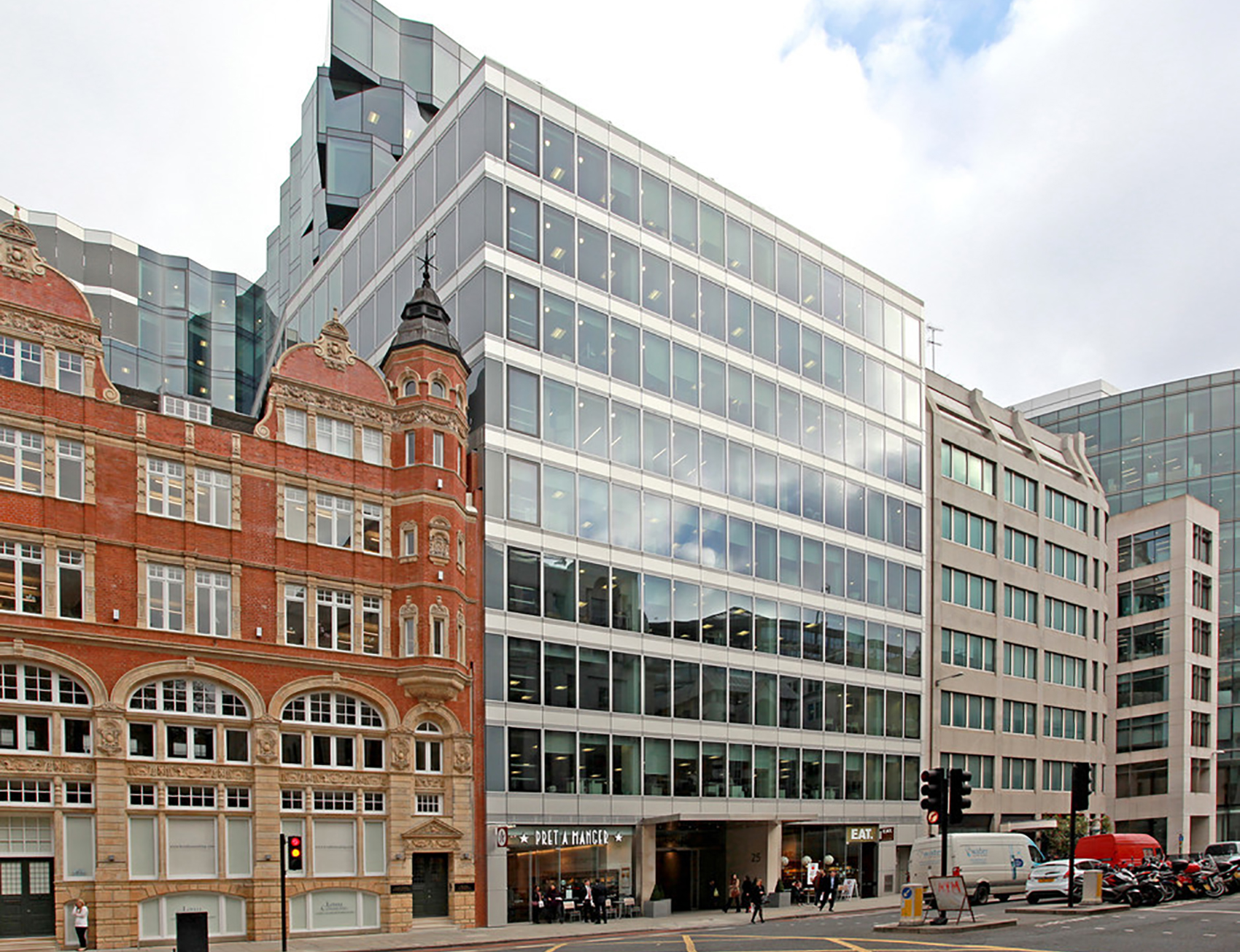 Farringdon Street, London, EC4