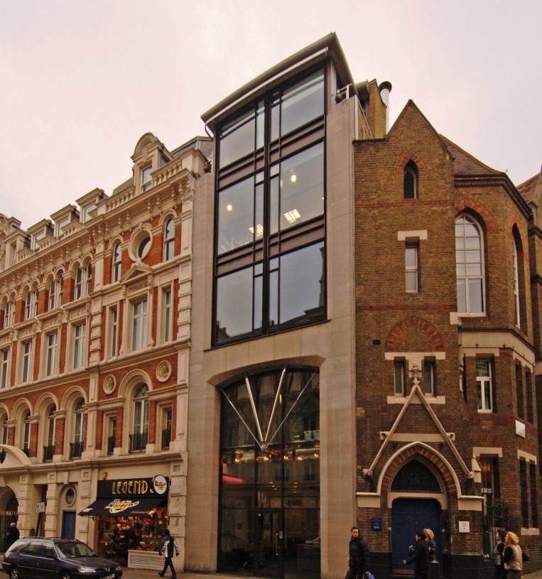 Garrick Street, Covent Garden, London, WC2