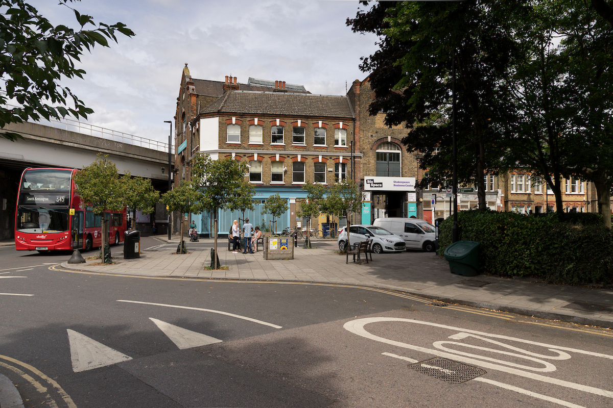 Shakespeare Business Centre, Brixton, SW9