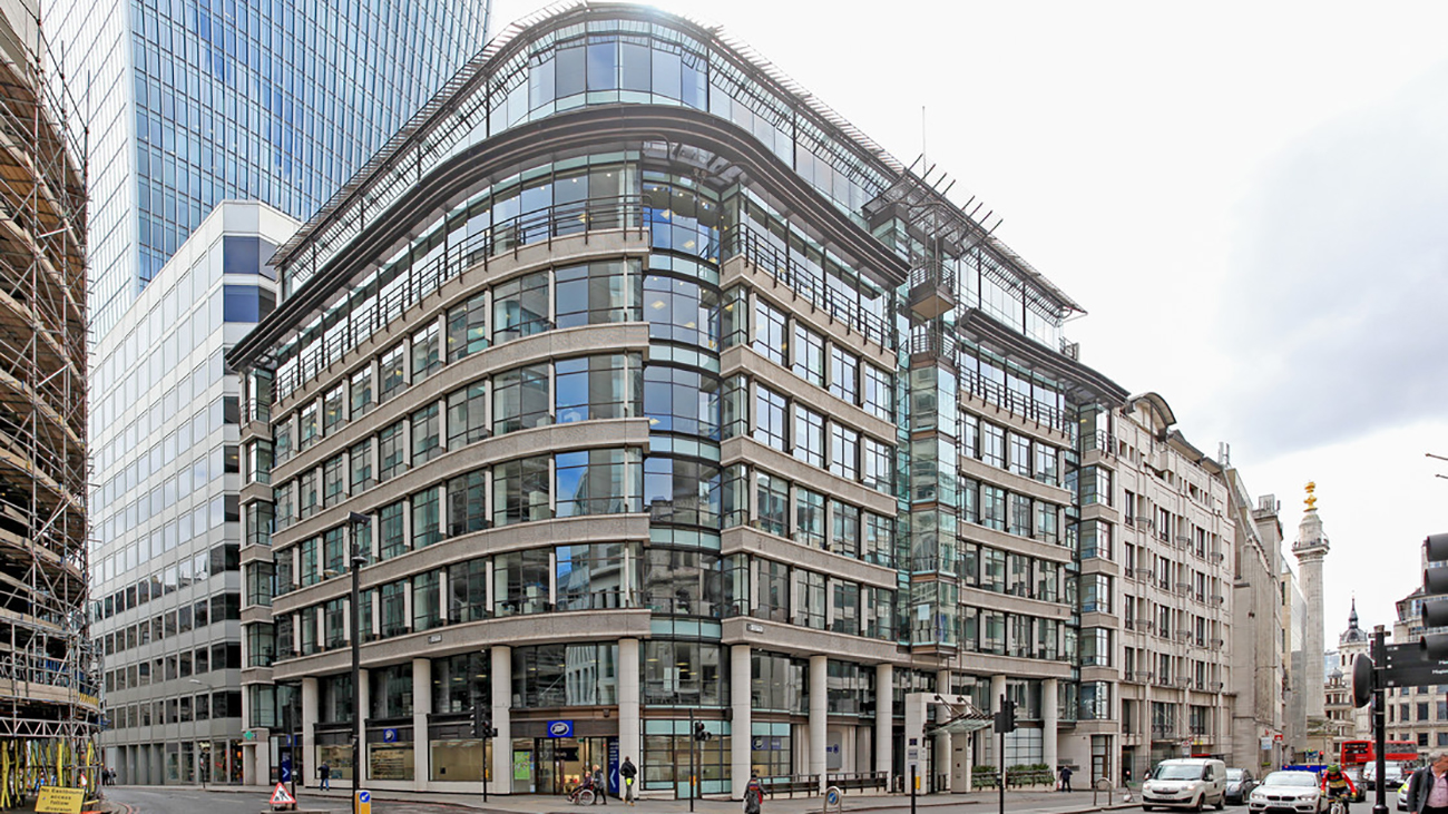 Gracechurch St, London, EC3V