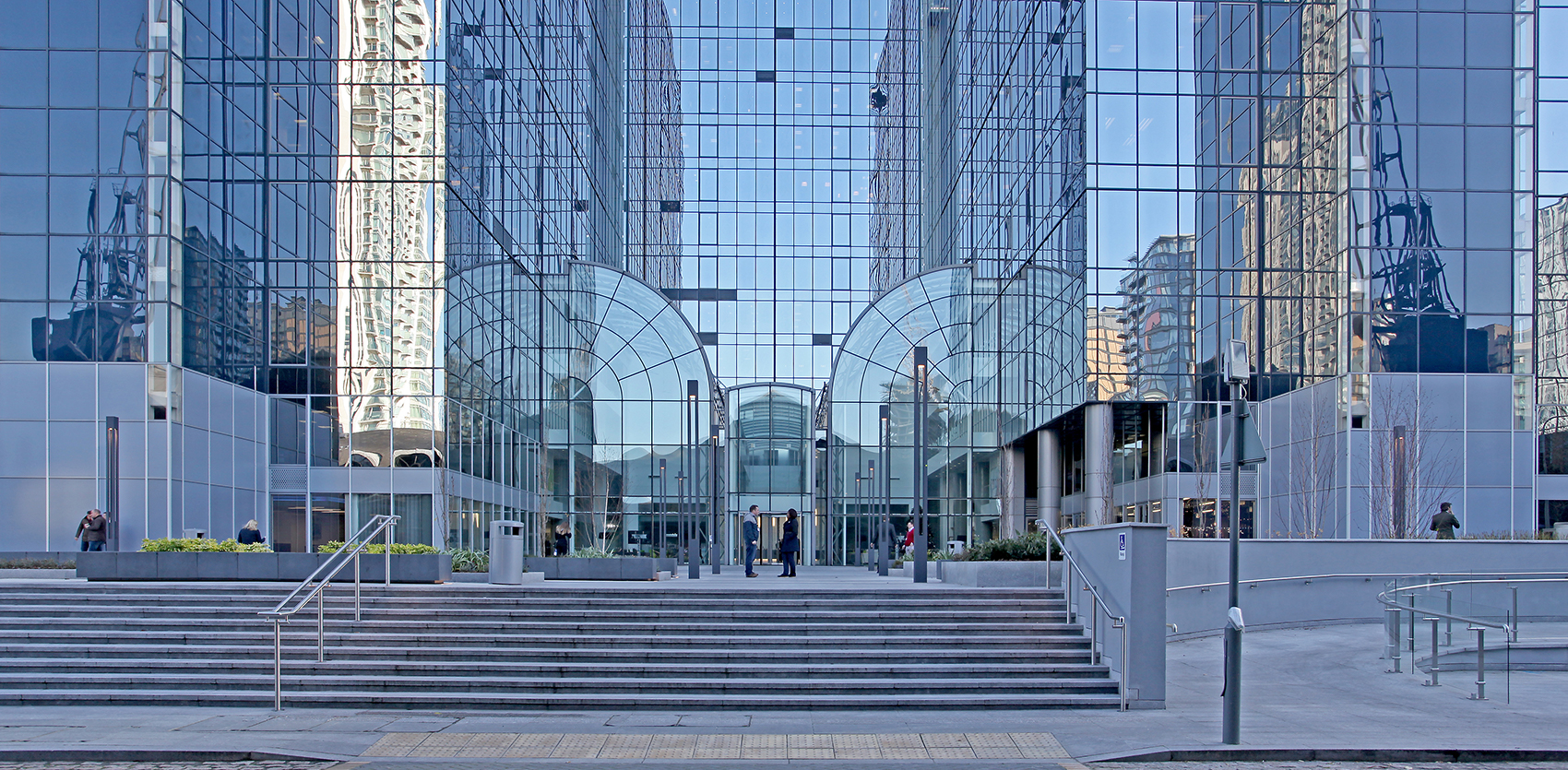 Harbour Exchange Sq, Canary Wharf, London, E14